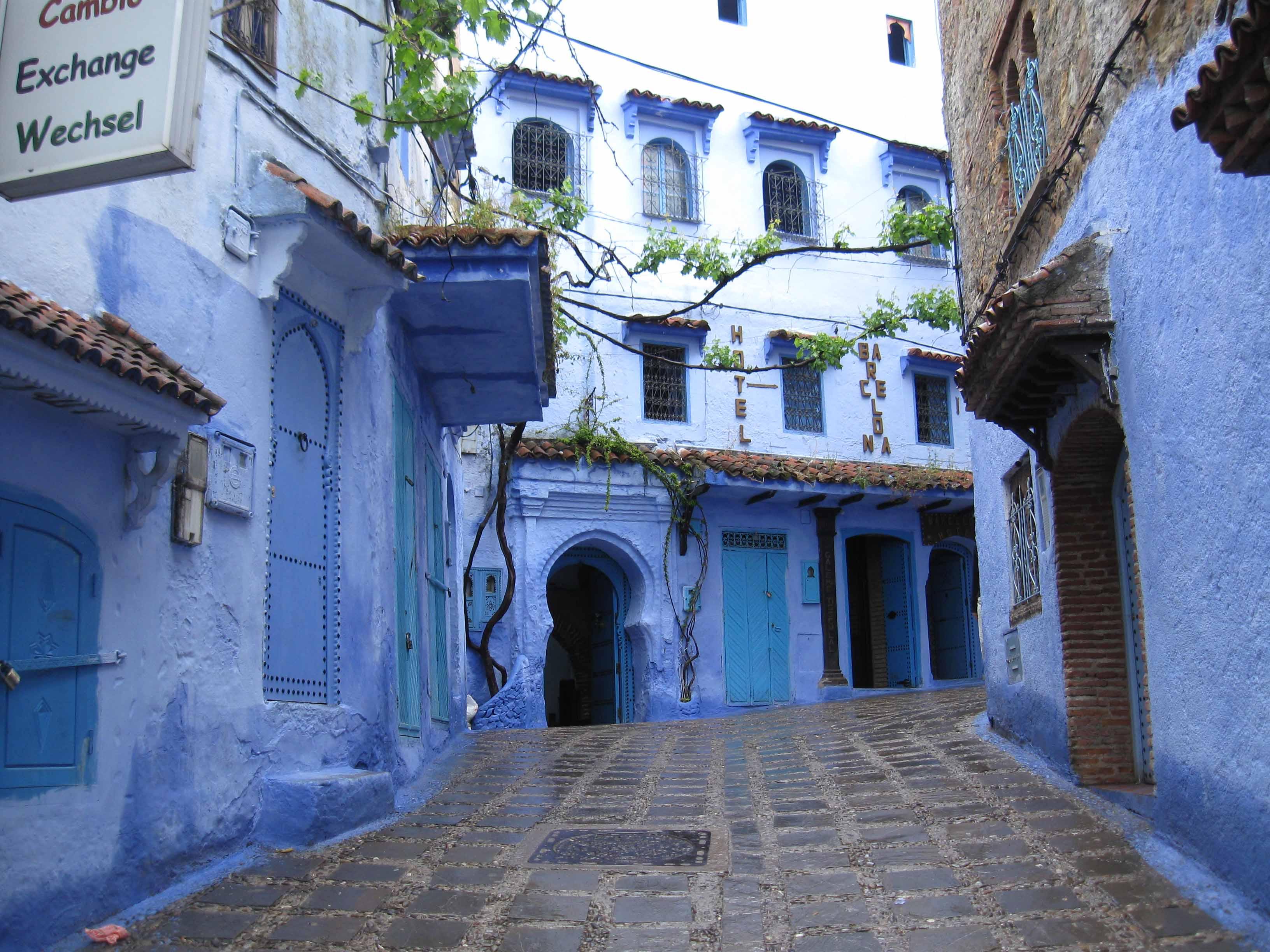 Шефшауен, Марокко