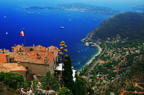 Самые красивые деревни Европы